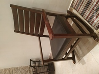Used wooden chair in Dubai, UAE