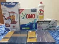 Used Home appliances 7 items in one price in Dubai, UAE