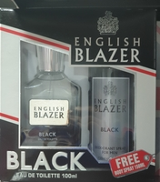 English BALZAR Gift pack