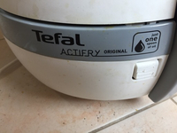 Tefal ACTIFRY just one spoon of Oil