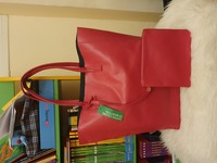Used Authentic United Colors of Benetton Bag in Dubai, UAE