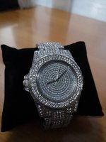Used Lupai silver fashion watch in Dubai, UAE