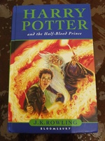 Used Harry Potter book in Dubai, UAE