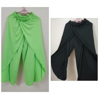 Used Pants and Capris 2 pcs Medium size in Dubai, UAE