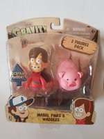 Used Gravity Falls _ Mabel and waddles figure in Dubai, UAE