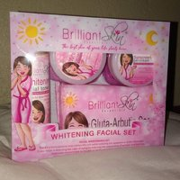 Used BRILLIANT WHITENING SET in Dubai, UAE