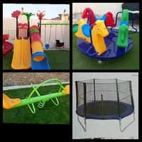 Used Kids stuffs and playground in Dubai, UAE