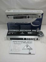 Used Behringer DSP1124P Feedback Destroyer Pr in Dubai, UAE