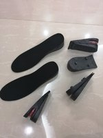 Used HEIGHT INCREASE INSOLE BLACK in Dubai, UAE