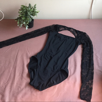 Laced Swimsuit \top