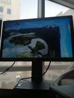 Used Wide Screen HP MONITOR URGENT SALE in Dubai, UAE