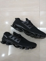 Used Trend air cushion shoes black size 46 in Dubai, UAE