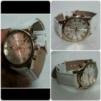 Used Brand New white WEIYA watch for her.. in Dubai, UAE