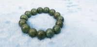 Used Burmese Jade bracet natural stone in Dubai, UAE