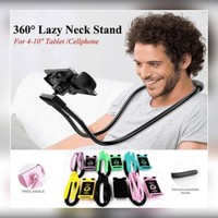 Lazy neck kobile holder