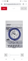Used Theben timer switch in Dubai, UAE