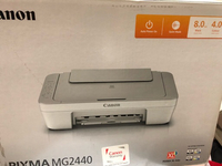 Used Printer canonMG2440 Still in box new  in Dubai, UAE