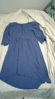 Used Blue dress 6-7 year old girl in Dubai, UAE