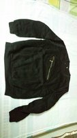 Used Sport Suits Mens tshirt &Pant Black 2pcs in Dubai, UAE