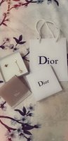 Used Branded Earrings with Box and Paper Bag in Dubai, UAE