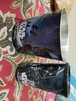 Used Star wars: rogue one cup and bucket in Dubai, UAE