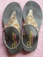 Used Skechers Slingback Thong Flipflop in Dubai, UAE