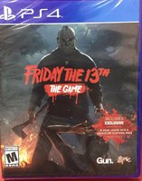 Used PS4 FRIDAY THE 13th in Dubai, UAE