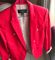Used mango blazer red in Dubai, UAE