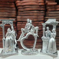 Used Table Decorative | Couple Statue x3 in Dubai, UAE