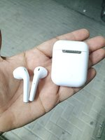 Used Airpods Bluetooth 🍏  (P1) in Dubai, UAE