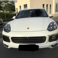 Used Cayenne S 2016 in Dubai, UAE