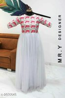 Used Designer net gown free size in Dubai, UAE
