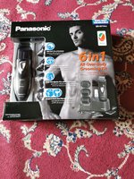Used Panasonic 6in1 All over Body Grooming in Dubai, UAE