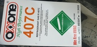 Used R407c refrigerant gas 2 nos. in Dubai, UAE