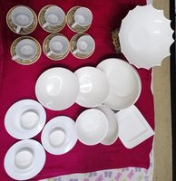 Used Mix Kitchen Set with Stylish bowl 💖💖 in Dubai, UAE