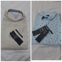 Used Shirts 2 pcs from splash bundle offer in Dubai, UAE