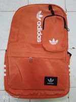 Used Adidas bagpack 1 orange in Dubai, UAE