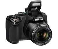 Nikon Cool pix P500 - Used 3 Times Only