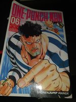 Used One punch man comic book in Dubai, UAE
