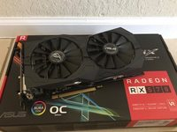 Used Asus Rog Strix RX 570 in Dubai, UAE