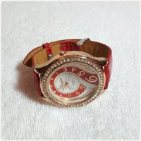 Piostephany Red watch fashion for lady