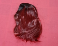 Used Synthetic hair wig + gift ! in Dubai, UAE