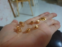 Used 10k  earings for kids in Dubai, UAE