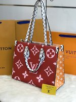 Used Red hot Louis Vuitton bag in Dubai, UAE