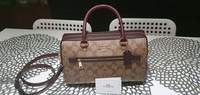 Used Original Coach Rowan Satchel in Dubai, UAE