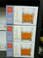 Used 3 sets of glass cups new in Dubai, UAE