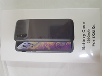 Used iPhone x power bank case 32 in Dubai, UAE