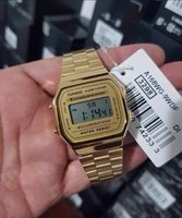 Used Authentic Casio Illuminator (Gold) in Dubai, UAE