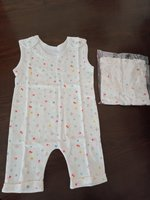 Used Organic cotton Mid leg two rompers set in Dubai, UAE