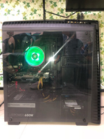 Used RYZEN 7 2700X Gaming/Rendering Desktop in Dubai, UAE